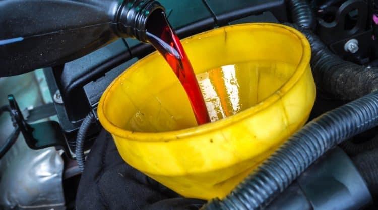 DIY Transmission Fluid Change